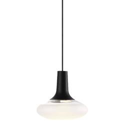 Design for the people :: lampa wisząca dee 2,0 czarna śr. 24 cm