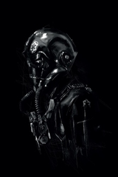 Star wars gwiezdne wojny tie pilot - plakat premium wymiar do wyboru: 40x60 cm