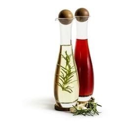 Sagaform - nature - karafka na oliwęocet 450 ml - 0,45 l