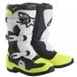 Alpinestarsmx buty cross tech 3 youth żółty fluo