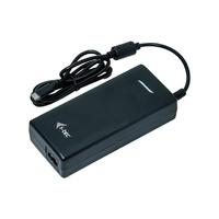 I-tec uniwersalny zasilacz sieciowy usb-c 112w 1x usb-c 100w 1x usb-a 12w dla laptopów, ultrabooków, tabletów, smartfonów