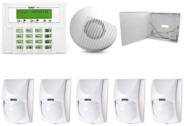 Alarm satel versa 5 lcd, 5xpir, syg.wew. - szybka dostawa lub możliwość odbioru w 39 miastach