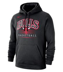 Bluza z kapturem Nike NBA Chicago Bulls Crest - BV0915-010