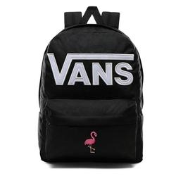 Plecak szolny vans old skool iii - vn0a3i6ry28 szkolny - custom flamingo