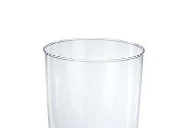 Wazon szklany h-59 cm srednica 14,5 cm