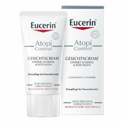 Eucerin Atopicontrol krem do twarzy skóra atopowa