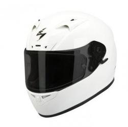 Scorpion kask integralny exo-710 air solid white xs-xxxl