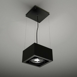 Shilo :: Lampa wisząca UTO 505 GU 53 czarna