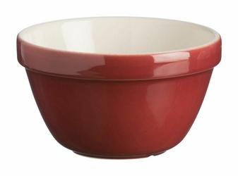 Misa kuchenna Pudding Basin Color Mix burgundowa
