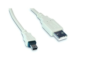 Gembird Kabel USB mini AM-BM5P CANON 90CM