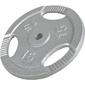 15 kg obciążenie żeliwne z uchwytami na sztangę 30 mm gorilla sports