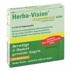 Herba Vision krople do oczu ze świetlikiem