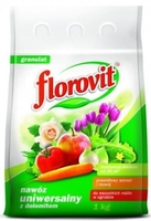 Nawóz uniwersalny z dolomitem – 1 kg florovit florowit