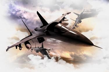 Fototapeta samoloty 2309