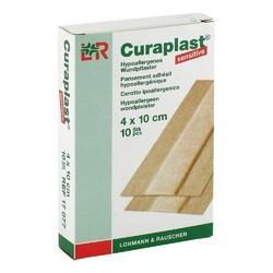 Curaplast sensitive wundschn.verband 4x10cm