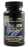Kolagen + wit c sport x 90 tabletek