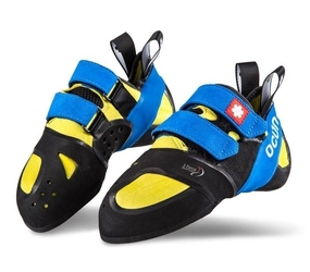 Buty wspinaczkowe ocun ozone - yellowblue