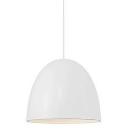 Nordlux :: lampa wisząca alexander biała śr. 30 cm