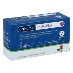 Orthomol cholin plus kapsułki
