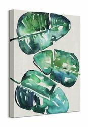 Banana Leaves - Obraz na płótnie