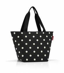 Torba shopper M mixed dots
