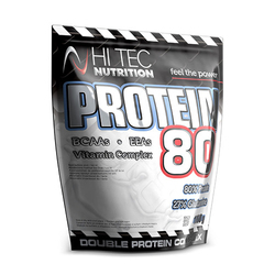 HI-TEC Protein 80 - 1000g - Vanilla
