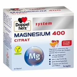 Doppelherz System Magnez 400 granulki
