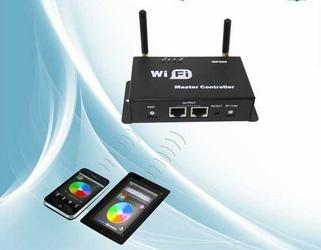 Odbiornik systemu kontroli LED RGB WiFi - Master