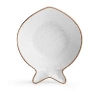 Sagaform - seafood - miska do serwowania rybka 18 cm, biała - biały