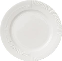 Duży talerz obiadowy 27 cm Rosendahl Duet biała porcelana 21222