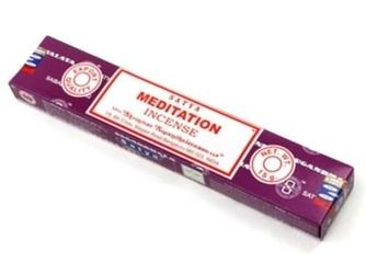Kadzidełka trociczkowe satya - medytacja