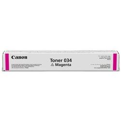 Toner oryginalny canon 034 9452b001 purpurowy - darmowa dostawa w 24h