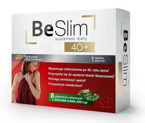 Be slim 40+ x 30 tabletek