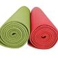 Mata do jogi 4 mm czerwona - hop sport - czerwony