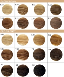 Loreal dia richesse, zestaw do farbowania włosów 50ml + oxydant 75ml 1