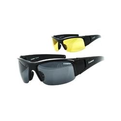 Okulary lozano lz-103 czarna i żółta polaryzacja