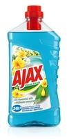 Ajax floral fiesta morski kwiaty laguny, płyn uniwersalny, 1l