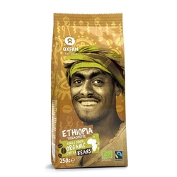 Oxfam   gold kawa ziarnista 250g   organic - fairtrade
