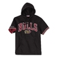 Bluza z kapturem mitchell  ness nba chicago bulls french terry - chicago bulls