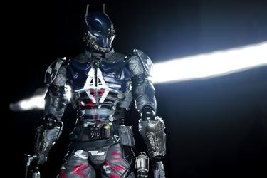 Batman -  arkham knight - plakat wymiar do wyboru: 42x29,7 cm