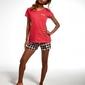 Cornette 628141 emoticon piżama damska