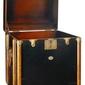 Authentic models :: kuferekstolik stateroom, czarny