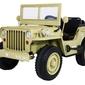 Olbrzymi wojskowy jeep willys 4x4 jh-101khaki 3 osoby 60 kg