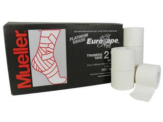 Tejpy Tape Mueller Eurotape Platinum 5 cm - szerokość: 5cm