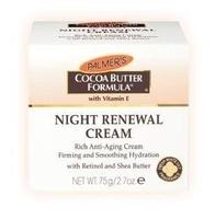 Palmers cocoa butter formula regeneracyjny przeciwzmarsczkowy krem na noc 75g