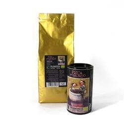 Pizca del mundo | talamanca czekolada do picia o smaku orzechowym 750g | organic - fairtrade