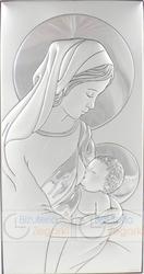 Obrazek BC64123 Matka Boska Karmiąca 12 x 24 cm