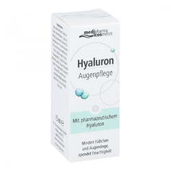 Hyaluron krem pod oczy