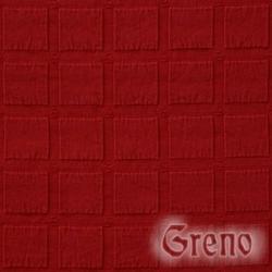 BEATRIZ Narzuta Greno czerwony - czerwony