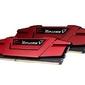G.SKILL RipjawsV DDR4 2x8GB 3600MHz CL19 XMP2 Red